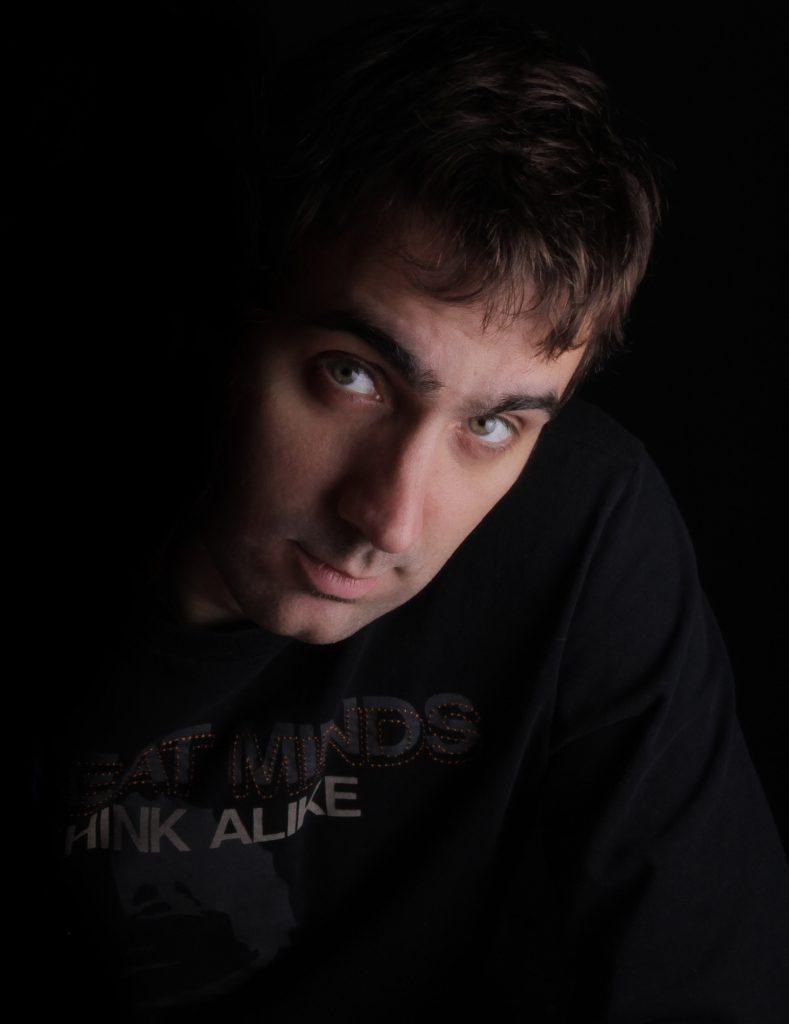 David Navarro Foto Perfil Presentación Página de Inicio