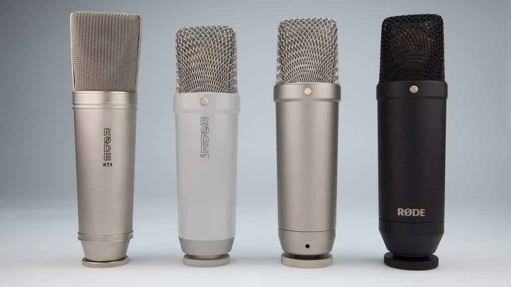 Rode NT1 Micrófono